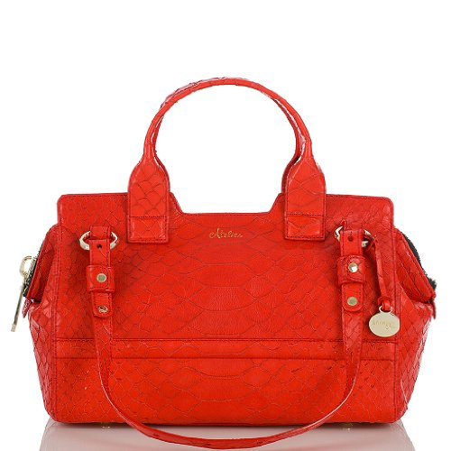 Atelier Hingham Small Satchel<br>Red