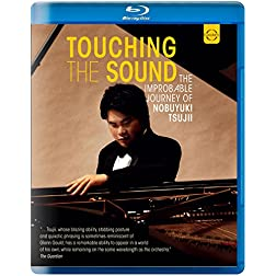Touching the Sound: The Improbable Journey of Nobuyuki Tsujii [Blu-ray]