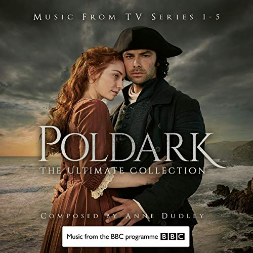 CD : ANNE DUDLEY - Poldark: The Ultimate Collection (3 Discos)
