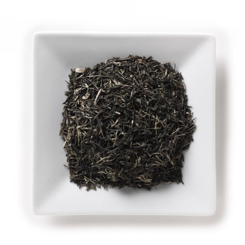 Mahamosa China Green Tea Loose Leaf (Looseleaf)- Emerald Tips 2 Oz, Loose Leaf Green Tea