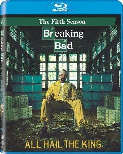 Breaking Bad: Season 5 (Episodes 1-8) (2 Discs Blu-ray + UltraViolet Digital Copy) by Sony Pictures Home Entertainment