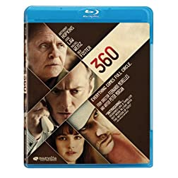 360 [Blu-ray]