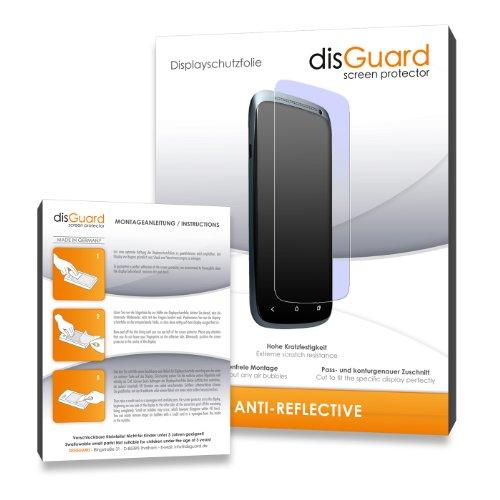 disGuard RX022601 antireflektierend und hartbeschichtet Displayschutzfolie für Olympus Mju 300 Digital / Mju300 (2-er Pack)