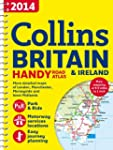 2014 Collins Handy Road Atlas Britain