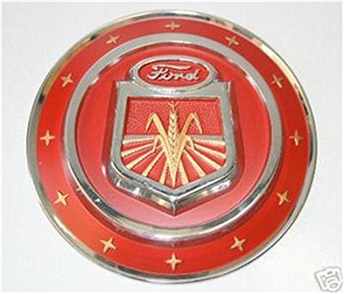 Ford 600 Tractor Hood : Front hood emblem fits ford naa jubilee