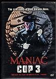 Maniac Cop 3: Badge of Silence [DVD] [Region 1] [US Import] [NTSC]