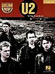 U2: Drum Play-Along Volume 34