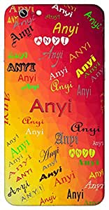 Anyi (Destiny) Name & Sign Printed All over customize & Personalized!! Protective back cover for your Smart Phone : Moto G-4-PLAY