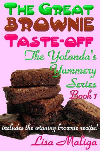 The Great Brownie Taste-off by Lisa Maliga ebook deal