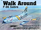 Image of F-86 Sabre - Walk Around No. 21