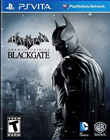 Batman: Arkham Origins Blackgate - PS Vita [Digital Code]