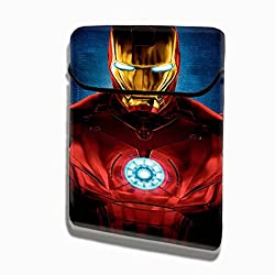 Theskinmantra Heart Of Ironman Apple Ipad Mini, Tablet Sleeves