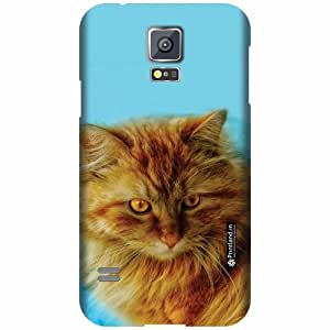 Printland Designer Back Cover for Samsung Galaxy S5 - Eyed Case Cover