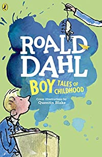 Boy by Roald Dahl ebook deal