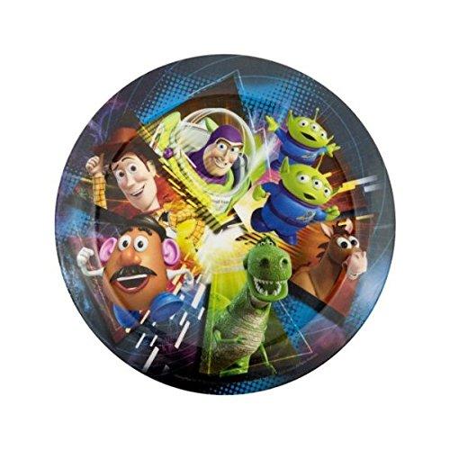 ToyStory 8 Inch Round Melamine Plate - 1