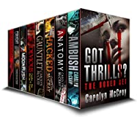 (FREE on 12/31) Got Thrills? A Boxed Set by Carolyn McCray - http://eBooksHabit.com