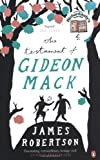 The Testament of Gideon Mack (014102335X) by Robertson, James