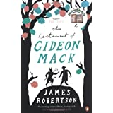 The Testament of Gideon Mackby James Robertson