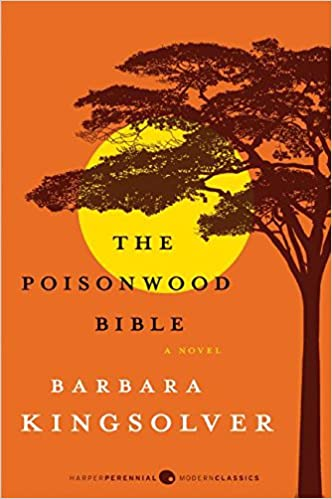 the poisonwood bible critical reading portfolio Barbara kingsolver reads from 'the poisonwood bible'  but none are as  precious to the reader as leah and adah, the twin and the niwt,.