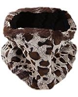 Womens/Ladies Faux Fur Winter Snood
