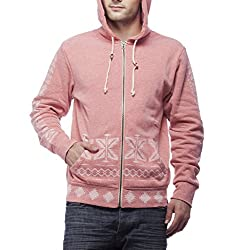 St. Goliath Men's Regular Fit Jacket ( Rose_40)