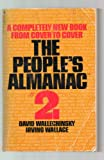 The People's Almanac #2: A Completely New Book from Cover to Cover (0553011375) by Wallechinsky,David