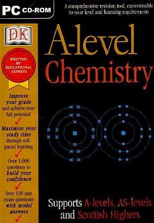 DK A Level Chemistry (PC CD)