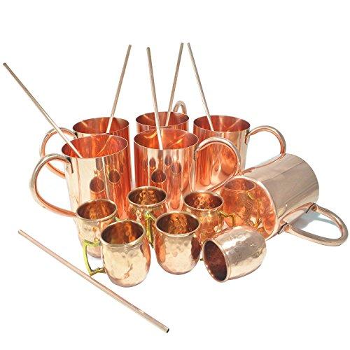 dakshcraft-r-rame-puro-solido-moscow-mule-tazze-cocktail-capacita-1521-once-per-tazza-con-free-coppe