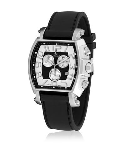 Bassel Reloj con movimiento cuarzo suizo CR4021BC Negro 47  mm