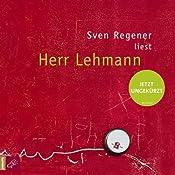 Herr Lehmann | Sven Regener