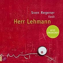 Herr Lehmann Hörbuch von Sven Regener Gesprochen von: Sven Regener