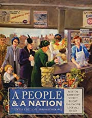 A People and a Nation, Volume II: Since 1865: 2