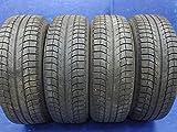 スタッドレスタイヤ4本セット●タイヤ: ミシュラン LATITUDE X-ICE XI2 サイズ: 225/65R17(スタッドレスタイヤ 冬タイヤ 中古タイヤ バリ溝 225/65-17)【中古】