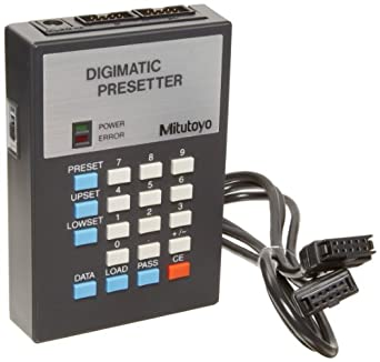 Mitutoyo 543-004-1 Digimatic Presetter for Absolute Digimatic Indicator ID-F