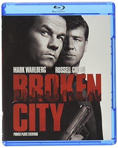 Broken City Blu-ray