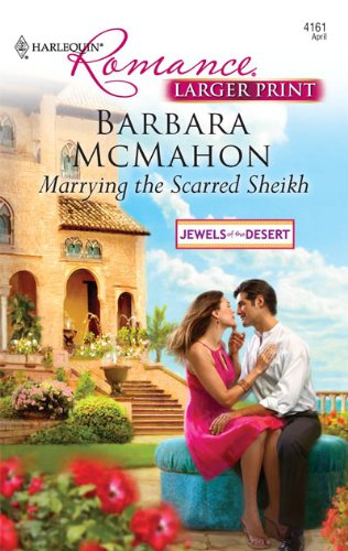 Image for Marrying the Scarred Sheikh