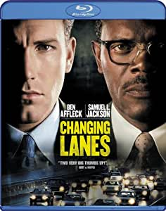 NEW Affleck/hurt/jackson - Changing Lanes (Blu-ray)