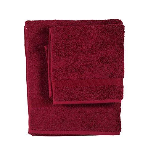 Asciugamano e ospite COGAL in spugna 650 grammi Bordo' 085