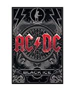 Artopweb Panel Decorativo Black Ice multicolor