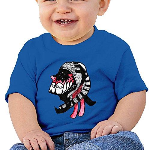 Elnory Wrestler Finn Balor Baby Lovely Tee 6 M RoyalBlue