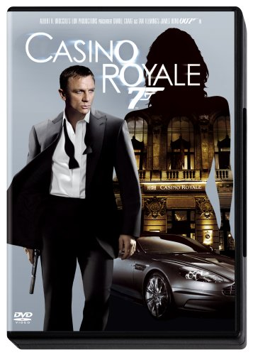 James Bond 007 - Casino Royale (Einzel-DVD)
