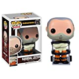 "Hannibal Lecter: ~4"" Funko POP! Horror Movies x The Silence of the Lambs Vinyl Figure"