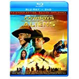 Cowboys & Aliens (Extended Edition) (Blu-ray + DVD) (Bilingual)by Daniel Craig
