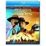 Cowboys & Aliens (Extended Edition) (Blu-ray + DVD) (Bilingual)by Daniel Craig