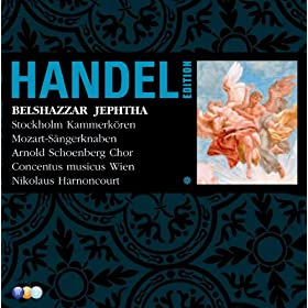 "Jephtha HWV70 : Act 2 ""Cherub and Seraphim, unbodied forms"" [Chorus]"