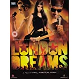 London Dreams (Dvd) (Bollywood Movie / Indian Cinema / Hindi Film/Musical Drama) ~ Ajay Devgan