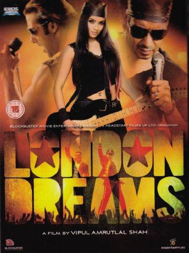 London Dreams (Dvd) (Bollywood Movie / Indian Cinema / Hindi Film/Musical Drama)
