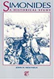 img - for Simonides: A Historical Study by John H. Molyneux (1992-03-01) book / textbook / text book