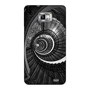 Gorgeous illuisional Back Case Cover for Galaxy S2