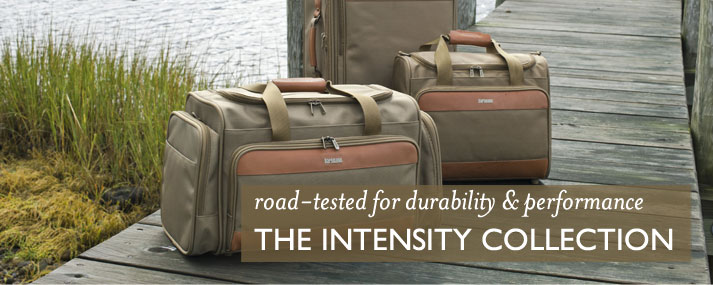 road-tested for durability & performance - The Intensity Collection